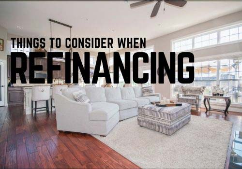 What should you consider when refinancing your mortgage in Kitchener & Waterloo?